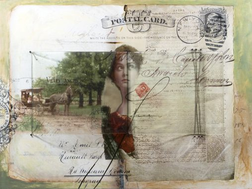 Postcard Memories: Art by Sandy Young