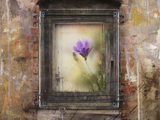 Art: Spring Inside by Sandy Young