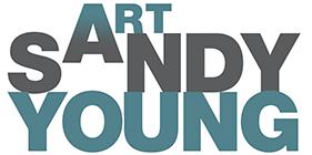 Sandy Young Art Logo